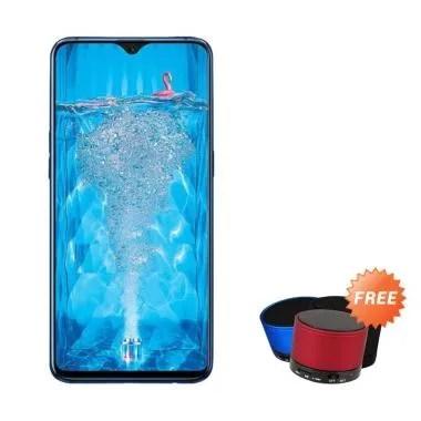 OPPO F9 Smartphone + Free Speaker Bluetooth