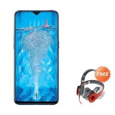Oppo F9 Smartphone [64GB/4GB] + Free Headphone
