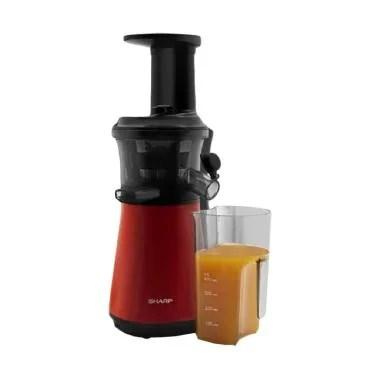 SHARP EJ-C20Y-RD Slow Juicer - Merah [0.8 L/ 150 Watt/ New Model]