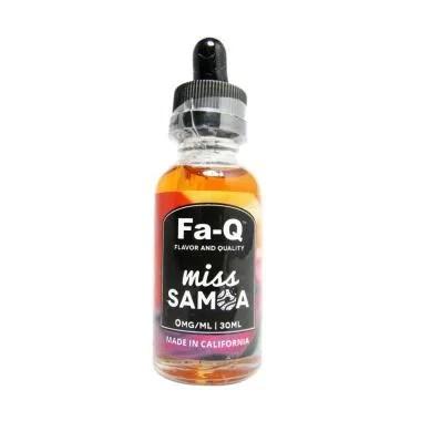 Fa-Q Miss Samoa Limited and Premium Import E-Liquid [30 mL]