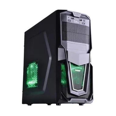 GIGABYTE New PC Rakitan [Intel Core ...  Ghz/ Harddisk 500 sata ]