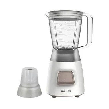 PHILIPS HR 2056 2in1 with Dry Mill  ... - WHITE-GREY (1,25 Liter)