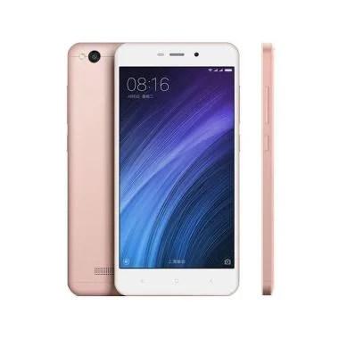 Xiaomi Redmi 4A Smartphone - Rose Gold [2 GB/16 GB/Bahasa Indonesia]