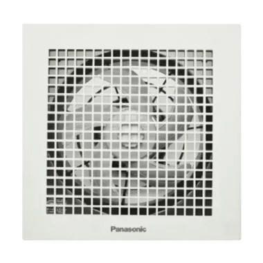 Panasonic FV-20TGU5 New Ceiling Plafon Exhaust Fan - Putih [8 Inch]