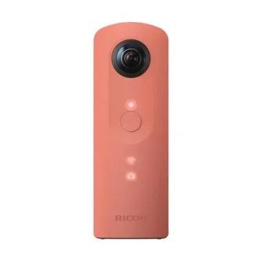 Ricoh Theta SC Action Camera - Pink