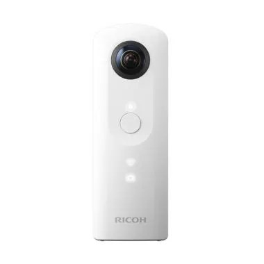 Ricoh Theta SC Action Cam - White