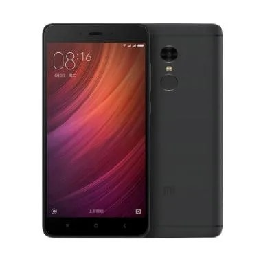 Xiaomi Redmi Note 4 Smartphone - Black [64 GB]