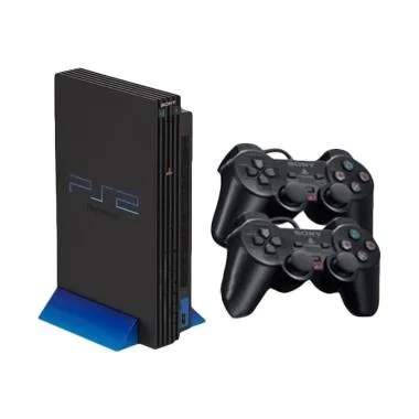 Sony PS2 HDD NA Game Console [160 GB]
