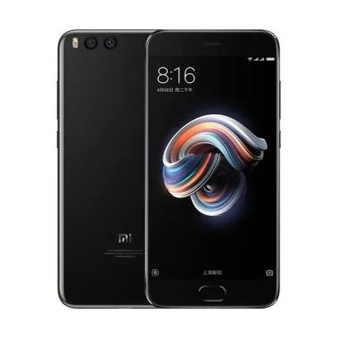 Xiaomi Mi Note 3 Smartphone - Black [64 GB/ 6 GB]