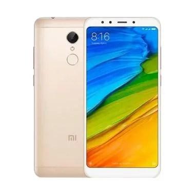 Xiaomi Redmi 5 Smartphone - Gold [16GB/ 2GB/ Full View Display/ TAM]