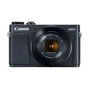 Canon PowerShot G9X Mark II Kamera Pocket - Black
