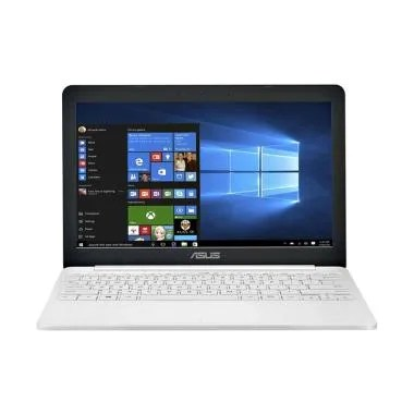 Asus E203NAH-FD412T Notebook - Whit ... B/500GB/11.6 Inch/Win 10]