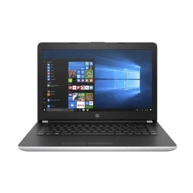 HP 14-BS128TX Notebook - Silver [Ci ...  520 (2GB)/14 Inch/Win10]