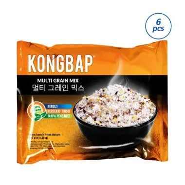 KONGBAP Multi Grain Mix [6 pcs / 25 g]