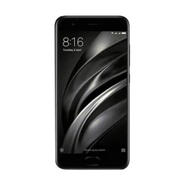Xiaomi Mi 6 Smartphone - Black [64 GB/ 4 GB]