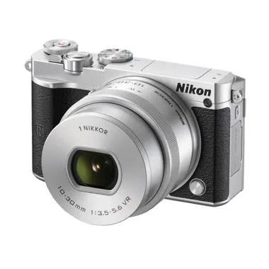 Nikon 1 J5 Kit 10-30mm Kamera Mirro ... e Screenguard Terpasang )