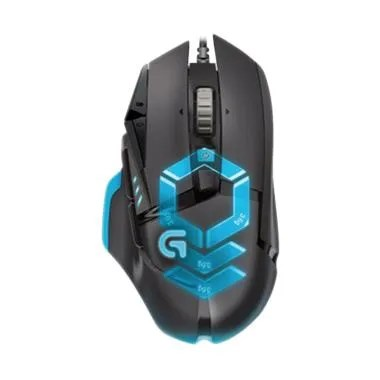 Logitech G502 Proteus Spectrum RGB Tuneable Gaming Mouse