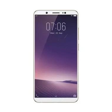VIVO V7 Smartphone - Gold [32GB/ 4GB]