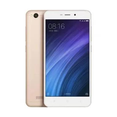 Xiaomi Redmi 4A Prime Smartphone - Gold [32GB/ 2GB] Garansi Resmi TAM