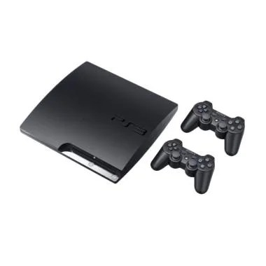 SONY Playstation 3 Slim CFW Game Console [120 GB]