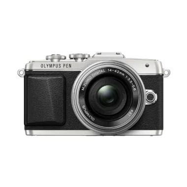 Olympus PEN E-PL7 Kit 14-42mm Kamera Mirrorless - Silver