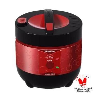 Yong Ma YMC 503 Magic Com - Red [1.3 L]
