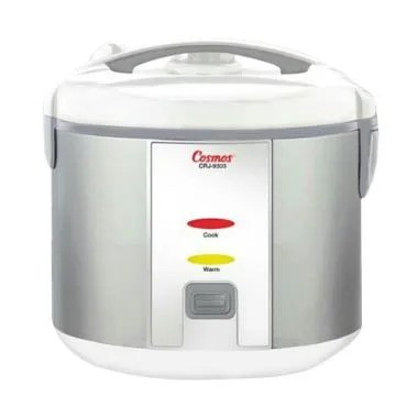 Cosmos - Rice Cooker Stainless Steel 2 L - CRJ-9303