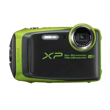 Fujifilm FinePix XP120 Camera Digital - Lime