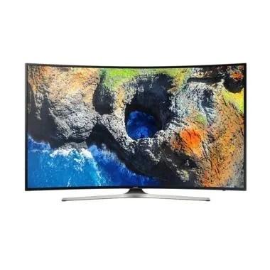 Samsung UA49MU6300KPXD Curved UHD 4K Smart TV [49 Inch]