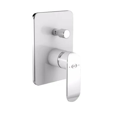 AER SAH DY1 Mixer Wall Faucet Panas Dingin Keran Air