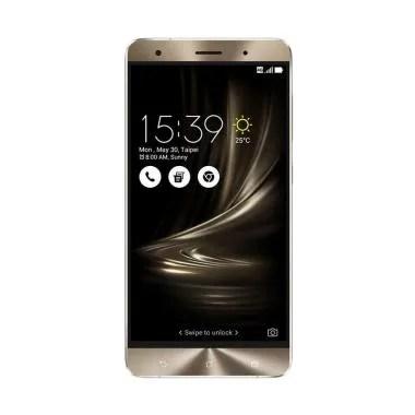 Asus Zenfone 3 Deluxe ZS570KL Smartphone - Gold [64GB/6GB]