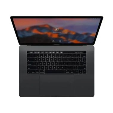 Apple MacBook Pro 15 Inch Touch Bar ... nal Notebook - Space Grey