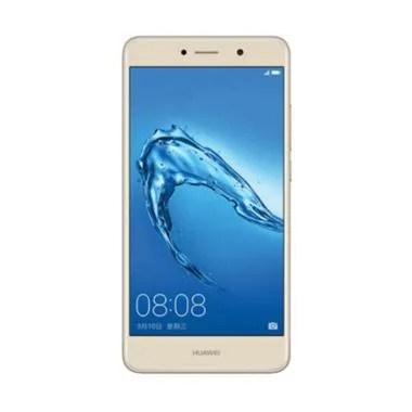Huawei Y7 Prime Smartphone - Gold [ ... SMI HUAWEI INDONESIA GOLD