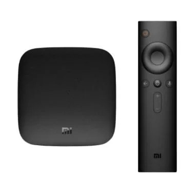 Xiaomi Smart Android TV Box 3C [Original/ 4K/ Quad Core 64 Bit]