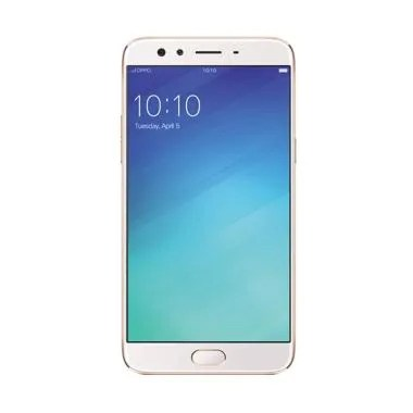 OPPO F3 Plus Smartphone - Gold [64GB/ RAM 4GB] Free Powerbank
