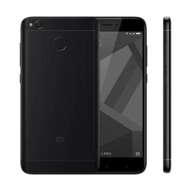 Xiaomi Redmi 4X Prime Smartphone - Black [32GB/3GB]