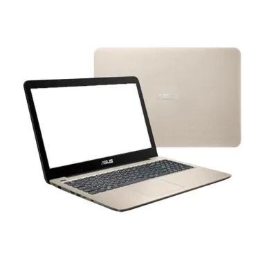 Asus A442UR-GA042T Notebook - Gold ... 0MX-2GB/ 14 Inch/ Win 10]
