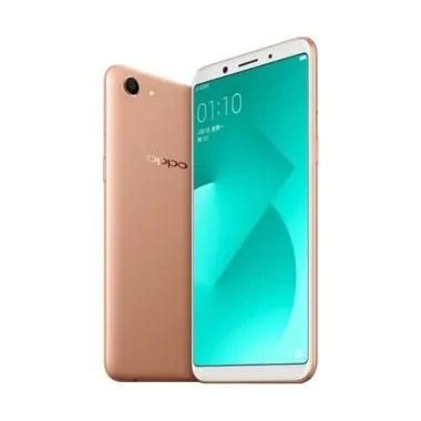 Oppo A83 Gold Smartphone [32 GB/ 3 GB]