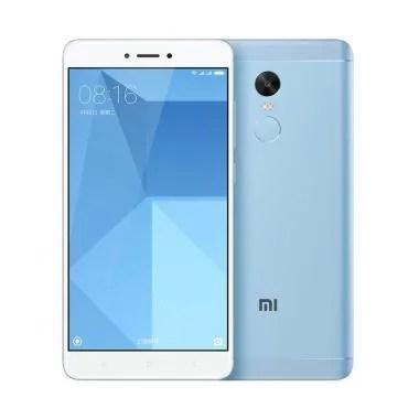 Xiaomi Redmi Note 4X Prime Smartphone - Blue [64GB/4GB]
