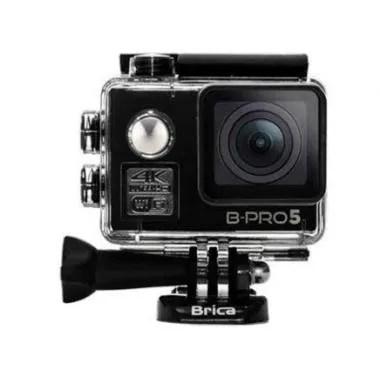 Brica B Pro 5 Alpha Edition 4K Action Camera - Black