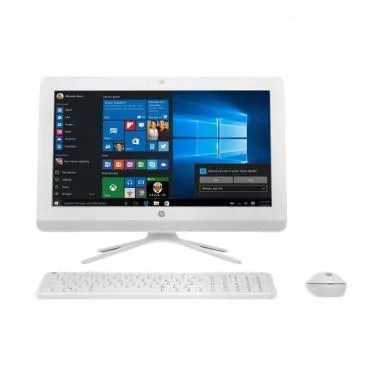 HP 22-B304D All In One Desktop PC - ... X 2GB/ 21.5 Inch/ Win 10]