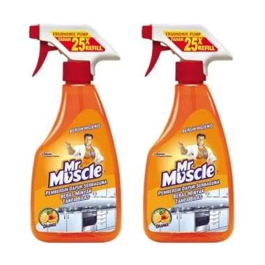 MR. MUSCLE 244500000 Kitchen Origin ... Serbaguna [500 mL/ 2 pcs]