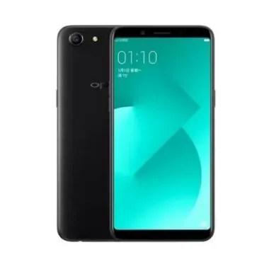 OPPO A83 Smartphone - Black [32GB/ 3GB]