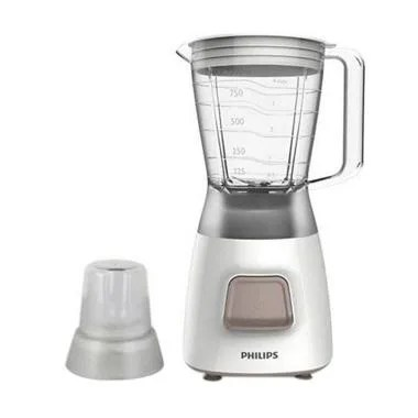 PHILIPS Blender Plastik 1.25 Liter HR2056 - Abu