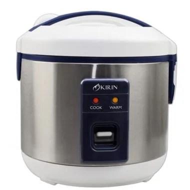 Kirin KRC087 Non Stick Rice Cooker [1 L]