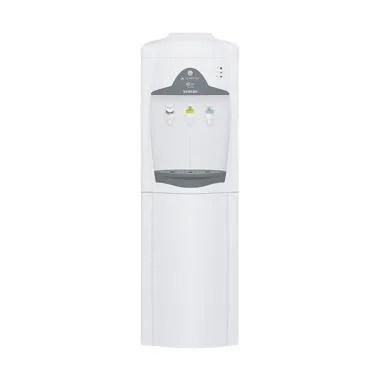 Sanken HWC-600-GY Top Loading Dispenser with Compressor - Grey