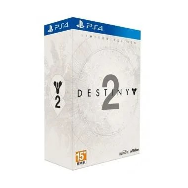 SONY PlayStation 4 Destiny 2 Limited Edition R3 DVD Game