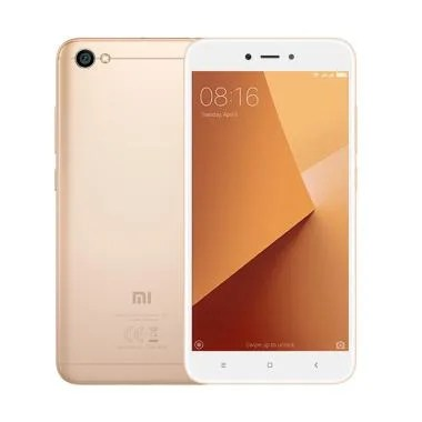 Xiaomi Redmi Note 5A - Gold [16 GB/2 GB/4G LTE]