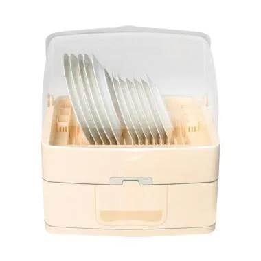 Rovega Modys DRM-878-LCR Dish Drainer Rak Piring - Cream