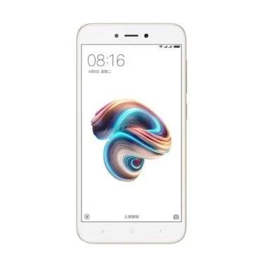 Xiaomi Redmi 5A Smartphone - Gold [16 GB/2 GB/Garansi Resmi TAM]